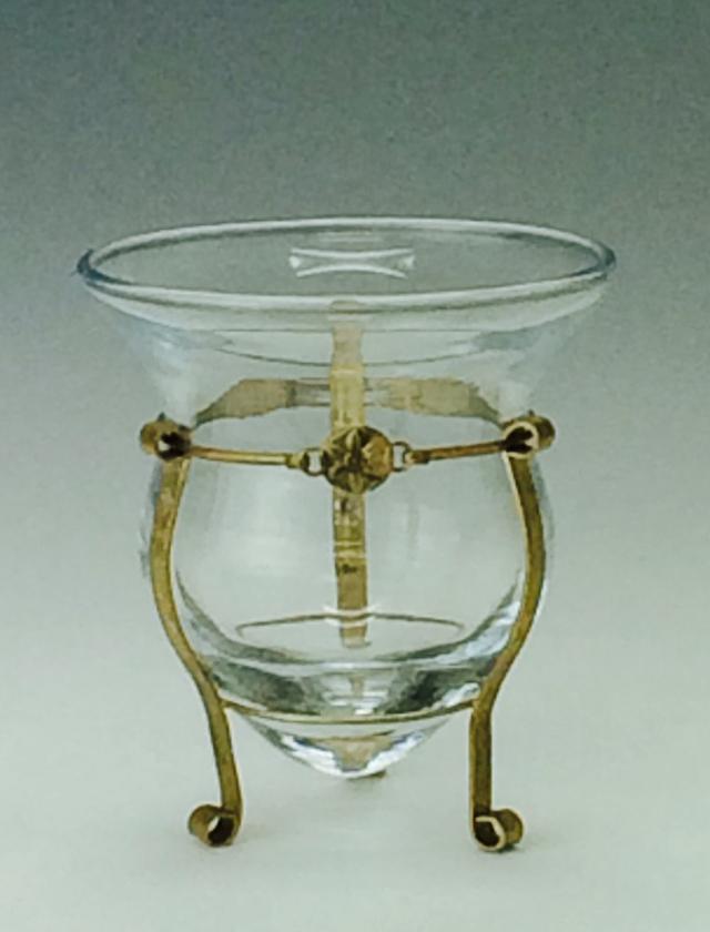 マテ壷 ガラス