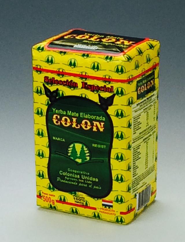 コロン・グリーン マテ茶