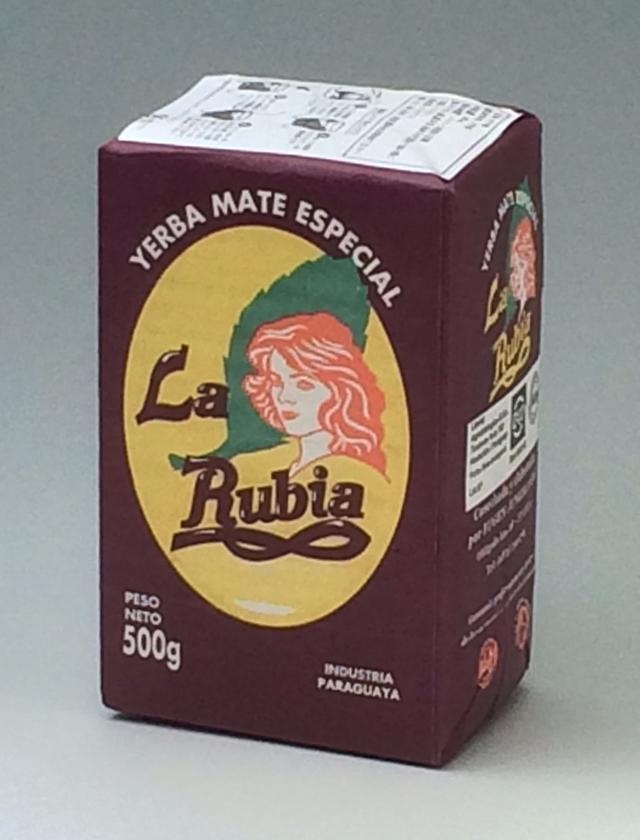 ラ・ルヴィア マテ茶 パラグアイ産