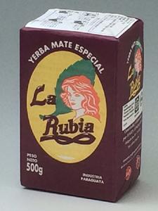 マテ茶ラ・ルヴィア