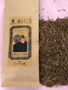自家焙煎ほうじ茶_棒茎